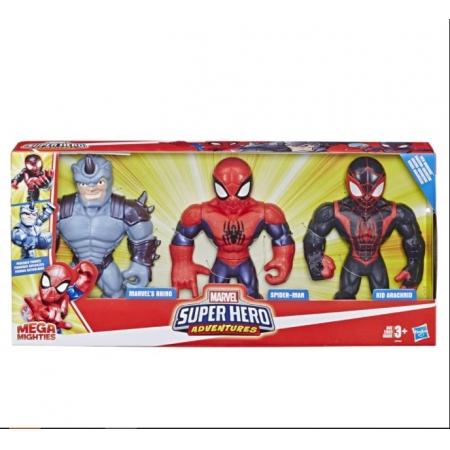 Mini Figuras Mega Mighties e Spider-Man - Hasbro E4842