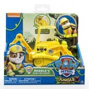 Mini Veículo Patrulha Canina True Metal Jungle Rubble - Sunny 1390