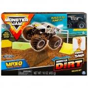 Monster Jam Playset Maximum Destruction Dirt Sunny 2024