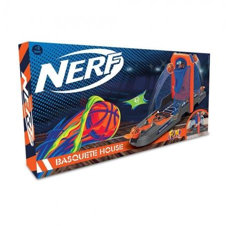 Nerf House Lançador - Fun F00563