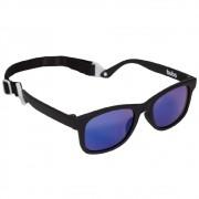 Óculos de Sol Baby com Armação Flexível Preto - Buba 11741