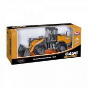 Pá Carregadeira 721E Case Construction 401 - Usual Brinquedos