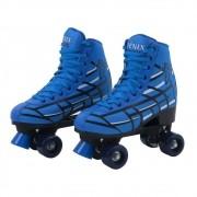Patins roller Azul 34/35 - Fenix RL-01A