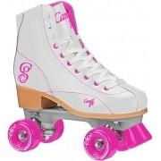 Patins Roller Sabina White Candi Tamanho 37 - Roller Derby U772W