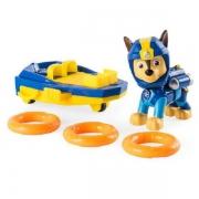 Patrulha Canina Figura Luxo Patrulheiro Marinho Chase 1364 - Sunny