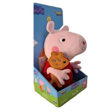 Pelúcia Peppa Pig 30 cm - Sunny 2340