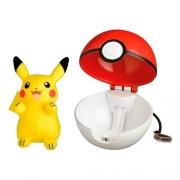 Pelúcia Pokémon Pop Action Poké Bola Pikachu - Sunny 2605