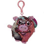 Pelucia Shimmeez Pequena Porco Rosa 37454 - Toyng