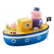 Peppa Pig Barco Do Vovô Pig - Suuny 2309
