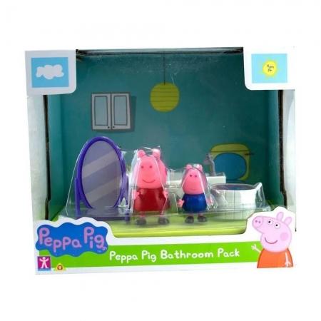 Peppa Pig Cenários da Peppa Banheiro - Sunny 2303
