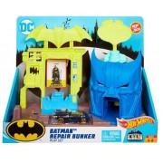 Pista e Veículo Hot Wheels DC Comics Batman e Vilões Mattel GKY19/GBW50
