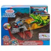 Pista Track Master Fuga do Dragao Thomas e Friends - Fisher Price FXX66