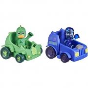 PJ Masks Mini Veículos Lagartixo Vs Ninja Noturno - Hasbro 423883