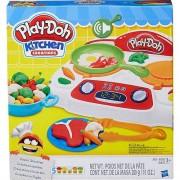 Play Doh Kitchen Criações No Fogão B9014 - Hasbro