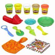 Play Doh Kitchen Festa Da Pizza B1856 - Hasbro