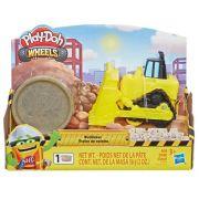 Play Doh Wheels Trator De Esteira E4707/E4575 - Hasbro