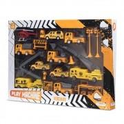 Play Machine Amarelo Playset Aeroporto - Multikids BR968