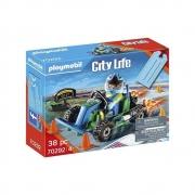 Playmobil Corrida De Kart - Sunny 2524