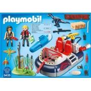 Playmobil Hovercraft Com Motor Subaquático - Sunny 1547