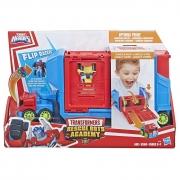 Playskool Transformers Optimus Prime Carreta E3285 - Hasbro