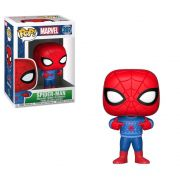 POP Spider-Man Natal w/ Sweater - 33983