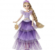 Princesa Rapunzel Style Series - Hasbro E9059