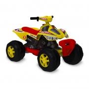 Quadriciclo Amarelo Elétrico 12V 2732 - Bandeirante