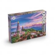 Quebra-Cabeça 3000 Peças Tailândia - Grow 3738