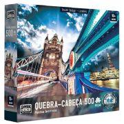 Quebra Cabeça 500 Peças Tower Bridge Londres 2513 Toyster