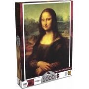 Quebra Cabeça Monalisa 1000 Peças - Grow 3089