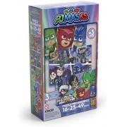 Quebra-cabeça Puzzle Pprog Pj Masks - Grow 3728