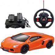 Racing Control Nitro Multikids Laranja - Multilaser BR1144