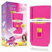 Refrigerador Duplex Casinha Flor 04821