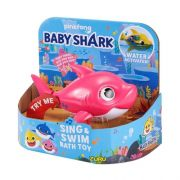 Robo Alive Junior Baby Shark Rosa Candide 1118
