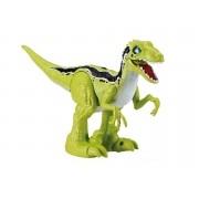 Robô Alive Rampaging Raptor Verde - Candide 1119