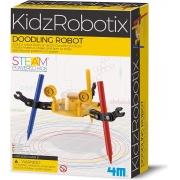 Robô Art 3D Comex - Kosmika 03280