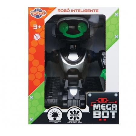 Robô Inteligente com Luz e Som - Toyng 43724