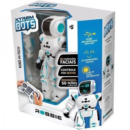 Robo Robbie Xtrem Bots - Fun F00235