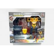 Robô Transformável Missão Tática Escavadeira - Buba 9509