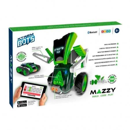 Robo Xtrem Mazzy Bots - Fun F00672