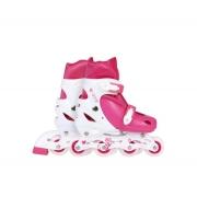 Roller Infantil Rosa - Mor 40600123