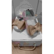 Sapato Laco Hotfix Em Sintetico Gt Creme Nº17