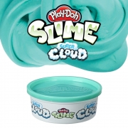 Slime Play-Doh Super Cloud Azul - Hasbro E8793/E8816