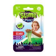 Slime Play Sachê 20g Verde 2030 - Sunny