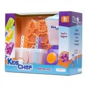 Sorveteria Picolé Kids Chef com Acessórios - Multikids Br110