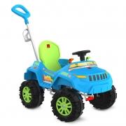 Superjipe Passeio e Pedal Azul - Bandeirante 595