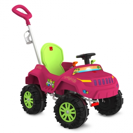 Superjipe Passeio e Pedal Pink - Bandeirante 596