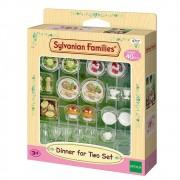 Sylvanian Families Conjunto Jantar para Dois 4717 - Epoch