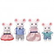 Sylvanian Families Família Ratos Marshmallow - Epoch 5308