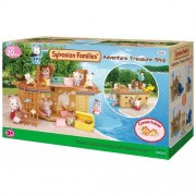 Sylvanian Families  Navio Do Tesouro 5210 - Epoch